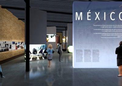 Pabellón de México en la 14a. Bienal de Arquitectura de Venecia